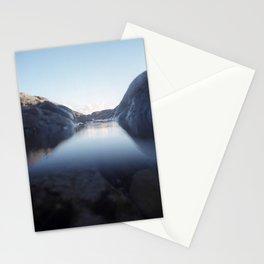 Evening Rockpool Stationery Cards
