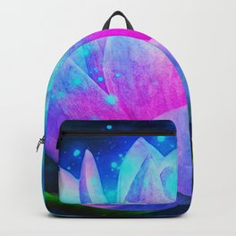 Mystic Lotus Backpack