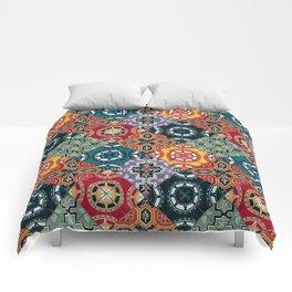 DESEO BOLD spanish tiles Comforters