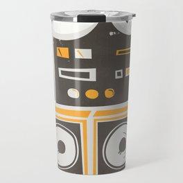 Reel to Reel Player Travel Mug