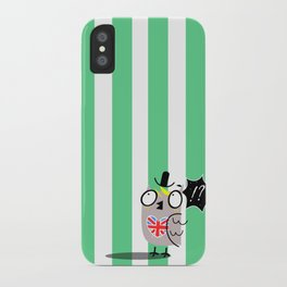 WHAT MR OWL? iPhone Case