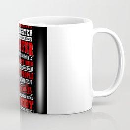 Stepdaughter Funny Saying Gift Coffee Mug