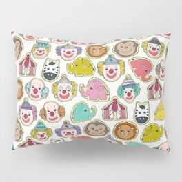 circus cookies multi Pillow Sham