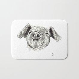 Baby Animals - Pig Bath Mat