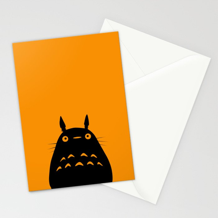 MY NEIGHBOR TO TO RO  Stationery Cards
