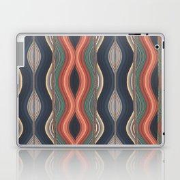 Colored waves Laptop & iPad Skin