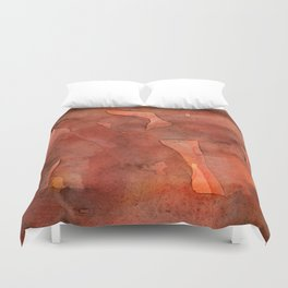 Abstract Nudes Duvet Cover