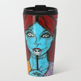SALLY - THE NIGHTMARE BEFORE CHRISTMAS Metal Travel Mug