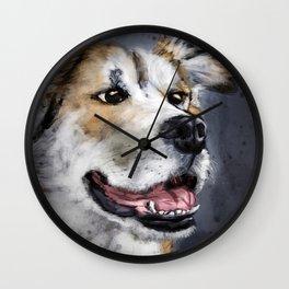 Chester Bear Wall Clock