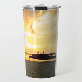 Bahamian Sunset  Travel Mug