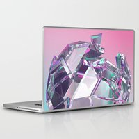 bucky Laptop & iPad Skins featuring Bucky II by manso
