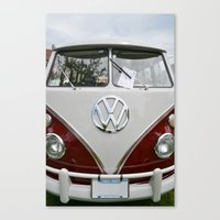 hippie Canvas Prints featuring HIPPIE by OSSUMphotos