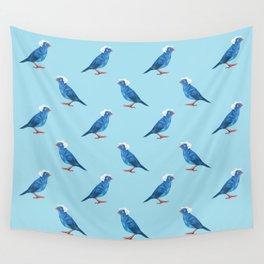 Birdie Sanders Wall Tapestry