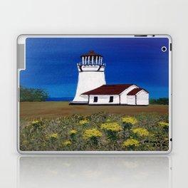 Cape Blanco lighthouse/ Oregon Laptop & iPad Skin