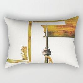 Toronto Waters Rectangular Pillow