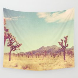 Joshua Tree photograph, desert print, No. 189 Wall Tapestry