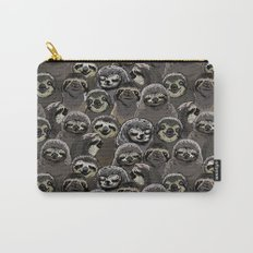 Social Sloths Carry-All Pouch