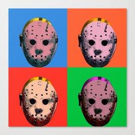 Warhol Friday Canvas Print