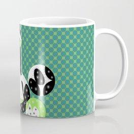 Chartreuse Cacti Coffee Mug