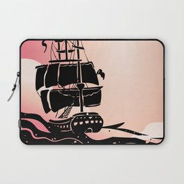 Colonial Ship Laptop Sleeve