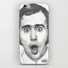 Andy Kaufman iPhone & iPod Skin