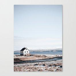 Fisherman House Canvas Print