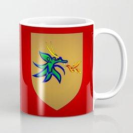 Dragonfire Knot Coffee Mug