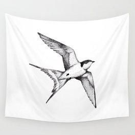 The Swallow Wall Tapestry