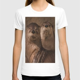 River Otters T-shirt