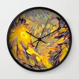 Sunrisen Avenue Wall Clock