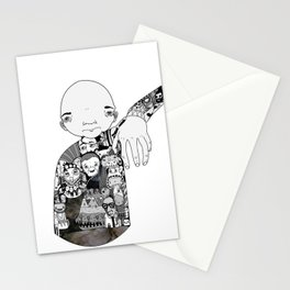 Claw Stationery Cards