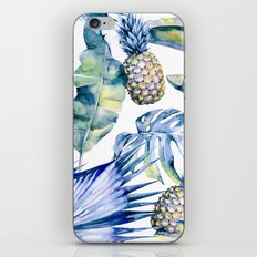 Bahamas - blue iPhone & iPod Skin