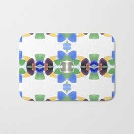 Sea Glass 11 Bath Mat
