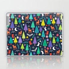 midnight woodland Laptop & iPad Skin