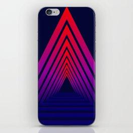 Triangle Vison iPhone Skin