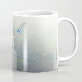 High above me Coffee Mug