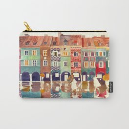 Evening in Poznań Carry-All Pouch