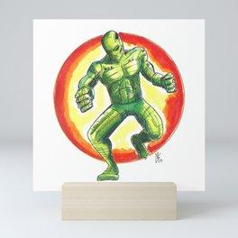 Herobot Mini Art Print