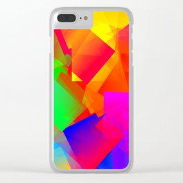 Here comes the nice summertime ... Clear iPhone Case
