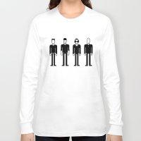 u2 Long Sleeve T-shirts featuring U2 by Band Land