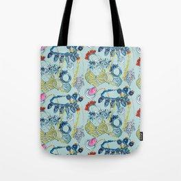Fashion Jewels Tote Bag