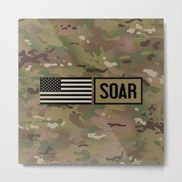 SOAR Metal Print