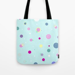 SWEET CANDY MINT Tote Bag
