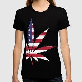 SUPPORT LEGALIZATION NATIONWIDE! T-shirt