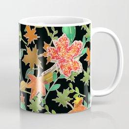 Herbstlaub colorful Coffee Mug