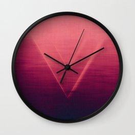 MMXVI / V Wall Clock