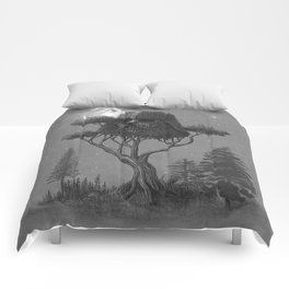 Dark Side of The Forest  Comforters