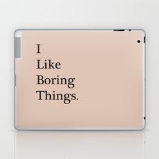 Boring Laptop & iPad Skin