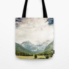 Cloudy sky Tote Bag