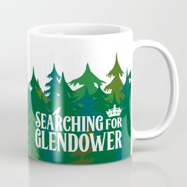 The Raven Boys - Glendower Coffee Mug